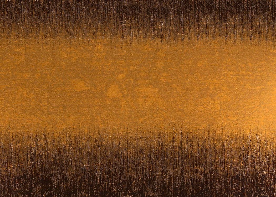 #60-0040 Gold Sound Wave Lanes (Matte, Metallic)